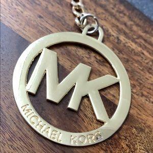 Keychain Michael Kors Logo MK